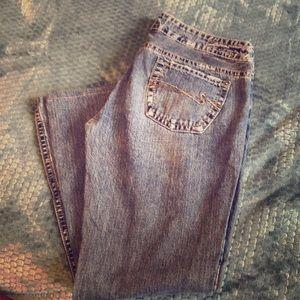 Silver Vintage Jeans